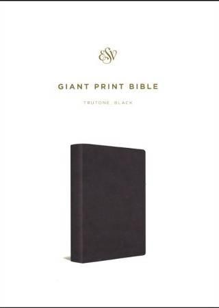 ESV Giant Print TT Black