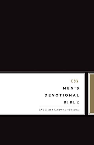 ESV Men's Devotional Bible Cloth Over Board